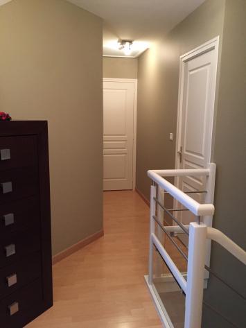 peinture murs, portes et escalier