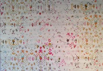 Papier peint déco / Kandy esprit pop marque ELITIS