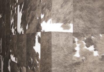 Papier peint immitation peau de bête