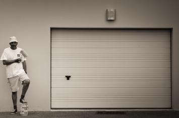 Pose peinture extérieure façade