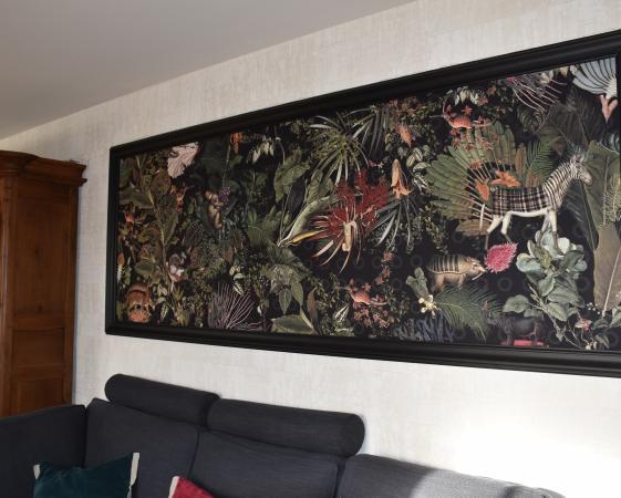 """Papier peint ELITIS & Revêtement mural """"MOOOI"""" de chez ARTE"""